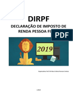 Apostila sobre DIRPF 2019