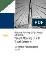 BI Modelling in Visual Composer