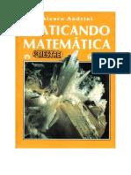 Livro do Mestre (Professor) - Praticando Matematica - 7ª Série / Ano - Alvaro Andrini