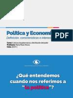 [CLASE 2] Política, Economía y Gobernanza .pdf