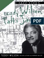 Teddy Wilson Talks Jazz_ The Autobiography of Teddy Wilson ( PDFDrive.com ).pdf