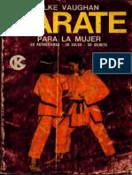 Karate Para La Mujer