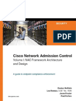 Cisco Network Admission Control, Volume I NAC Framework Architecture and Design.pdf