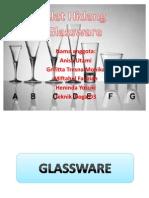 Alat Hidang (Glassware)