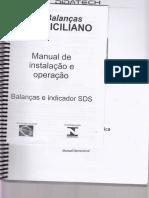 Balança e Indicador SDS