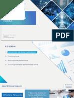 Whitelane PA Nordic Survey 2019