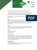 Diplomado Sobre Evaluacion de Impacto Social y Consulta