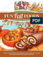 Fun Fall Foods - A Harvest Celebration of Delicious Recipesk Plus Clever Ideas for Seasonal Fun With.epub