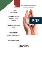 Monografia aborto