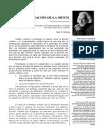 Karl H Pribam - La Realización de La Mente - Español (Spanish of The Realization of The Mind)