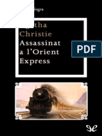 [Serie Negra 08] Christie, Agatha - Assassinat a lOrient Express (r1.0).epub