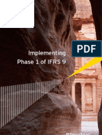 Implementing Phase One of IFRS 9 Financial Instruments GL IFRS