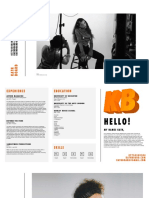 CV+Portfolio
