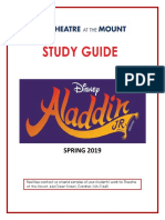 Aladdin Study Guide