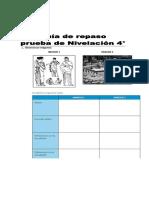Historia y Geografía 4