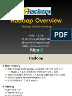 Hadoop Overview-Tutorial-20081128.pdf