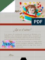 AUTISMO. introducción