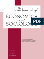 2019-American Journal of Economics and Sociology
