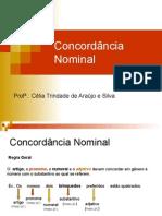 Português PPT - Concordância Nominal II