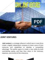 International Joint Ventures-final