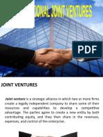 International Joint Ventures-final