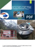 Diapositivas de Instalacion de Biodigestores