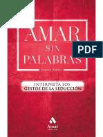 Amar sin palabras_ Interpreta los gestos de la seducción - Andrea Valdés Saavedra.pdf