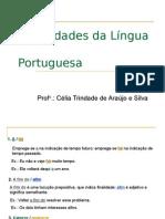 Português PPT - Dificuldades da Língua Portuguesa