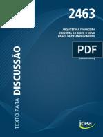 Arquitetura Financeira Conjunta do BRICS - o Novo Banco de Desenvolvimento.pdf