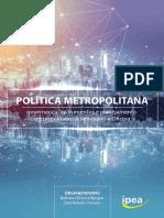 Política Metropolitana - governança, instrumentos e planejamento metropolitanos.pdf