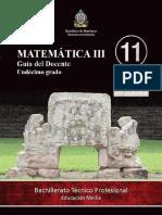 Mat III BTP - Guía Del Docente - Completo WdYlH6a