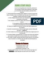 BIRDMC STAFF RULES.pdf