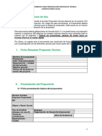 Anexo 4 - Formato Para La Presentacion Propuesta Tecnica 1