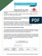 Escola de Gestão e Estudos Territoriais Do Conselho Participativo Municipal Da Subprefeitura de Pinheiros