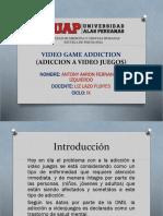 Adiccion a Los Videos Juegos