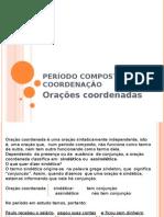 Português PPT - Orações Coordenadas