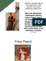 Tríduo Pascal Slides