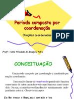 Português PPT - Período Compost