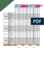 Modelo de Informe de Sustento de Demanda Nivel Primaria PIP 329244