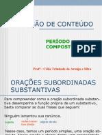 Português PPT - Período Composto