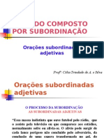 Português PPT - Período Compostp