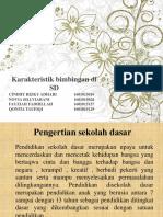 KEL 1 Tentang Karakteristik di SD.pptx