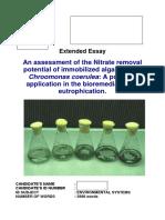 Lectura 7a MONOGRAFIA Ejemplo Bioremediation Alginated Algal Cells 2007