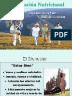108760132 Charla Nutricion Sin Productos Herbalife Diapositivas