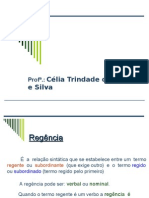Português PPT - Regência Verbal