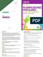 Programa de Planificadores Populares de Lomas de Carabayllo 2010