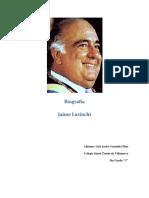 Biografia Jaime Lusinchi