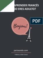 eBook Cómo Aprender Francés Cuando Eres Adulto