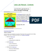MCP Calculus Lab Manual - Contents_24 Apr 19.doc