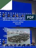 Yammine - El Foro Económico Mundial 2019 Alerta